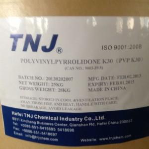 Polyvinylpyrrolidone K30 K90 K17 K15 K25 K60