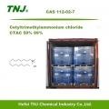CAS 112-02-7 Cetyltrimethylammonium chloride CTAC 50% 99%