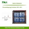CAS 61789-40-0 Cocamidopropyl betaine CAB-35% 45%